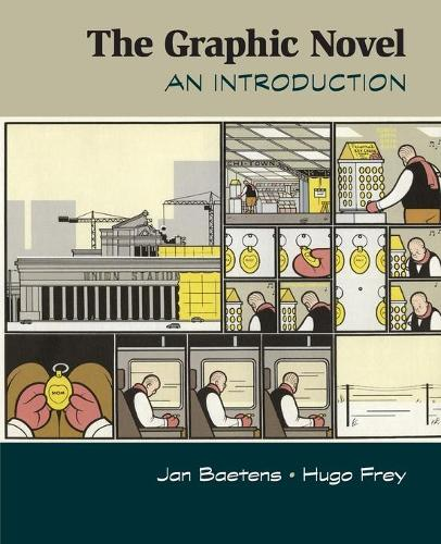 The Graphic Novel: An Introduction (Paperback)