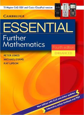 Essential Further Mathematics Fourth Edition Enhanced TIN/CP Version - Essential Mathematics (Paperback)