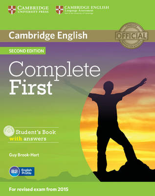 Complete First Student's Book with Answers with CD-ROM - Complete