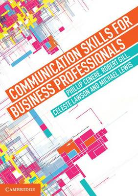 Communication Skills for Business Professionals (Paperback)