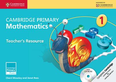 Cambridge Primary Mathematics Stage 1 Teacher's Resource with CD-ROM - Cambridge Primary Maths