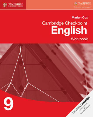 Cambridge Checkpoint English Workbook 9 (Paperback)