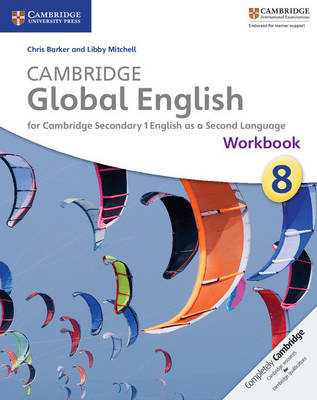 Cambridge Global English Stages 7-9 Stage 8 Workbook (Paperback)
