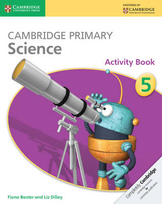 Cambridge Primary Science: Cambridge Primary Science Stage 5 Activity Book (Paperback)