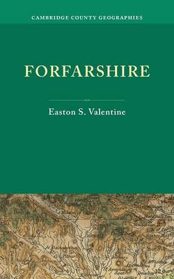 Forfarshire - Cambridge County Geographies (Paperback)