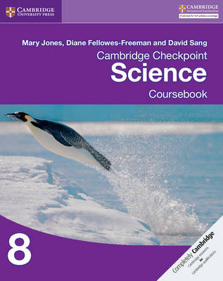 Cambridge Checkpoint Science Coursebook 8 (Paperback)