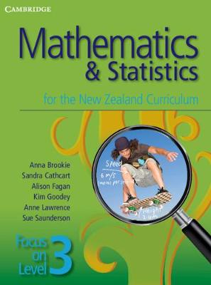 Mathematics and Statistics for the New Zealand Curriculum Focus on Level 3 (Paperback)
