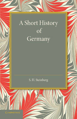 A Short History of Germany (Paperback)