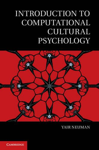 Introduction to Computational Cultural Psychology - Culture and Psychology (Paperback)