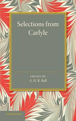 Selections from Carlyle (Paperback)