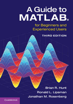 A Guide to MATLAB (R): For Beginners and Experienced Users (Paperback)