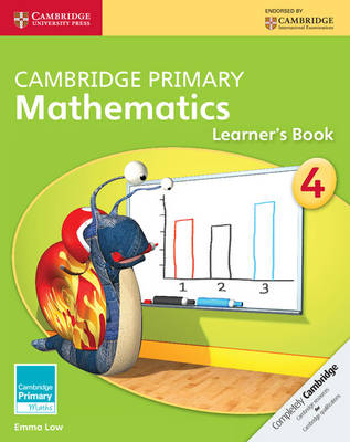 Cambridge Primary Mathematics Stage 4 Learner's Book - Cambridge Primary Maths (Paperback)