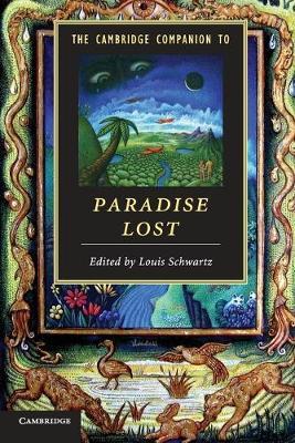 The Cambridge Companion to Paradise Lost - Cambridge Companions to Literature (Paperback)