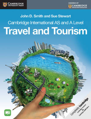Cambridge International AS and A Level Travel and Tourism (Paperback)