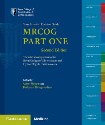 MRCOG Part One: Your Essential Revision Guide (Paperback)