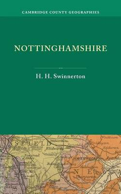 Nottinghamshire - Cambridge County Geographies (Paperback)