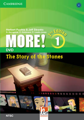 More! Level 1 DVD (DVD video)