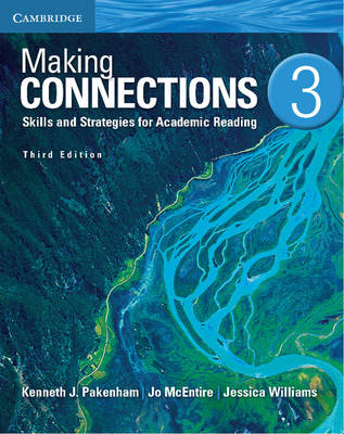 Making Connections Level 3 Student's Book: Skills and Strategies for Academic Reading (Paperback)