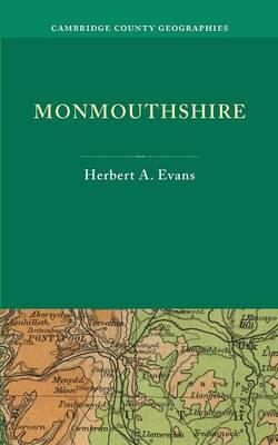 Monmouthshire - Cambridge County Geographies (Paperback)