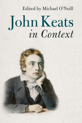 Literature in Context: John Keats in Context (Paperback)