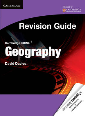 Cambridge IGCSE Geography Revision Guide Student's Book - Cambridge International IGCSE (Paperback)