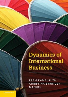 Dynamics of International Business: Asia-Pacific Business Cases (Paperback)