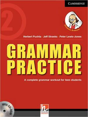 Grammar Practice Level 2 with CD-ROM: A Complete Grammar Workout for Teen Students