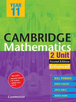 Cambridge 2 Unit Mathematics Year 11 Enhanced Version PDF Textbook -  Cambridge Secondary Maths (Australia) (Paperback)