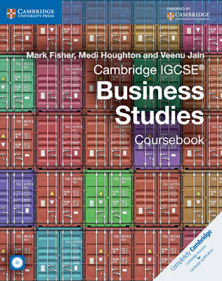 Cambridge International IGCSE: Cambridge IGCSE (R) Business Studies Coursebook with CD-ROM