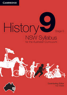 History NSW Syllabus for the Australian Curriculum Year 9 Stage 5 Bundle 3 Textbook and Electronic Workbook