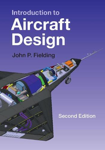 Cambridge Aerospace Series: Introduction to Aircraft Design Series Number 11 (Paperback)