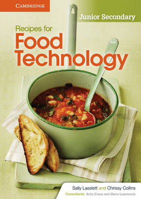 Recipes for Food Technology Junior Secondary Workbook (Paperback)