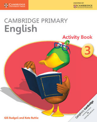 Cambridge Primary English Activity Book Stage 3 Activity Book - Cambridge Primary English (Paperback)