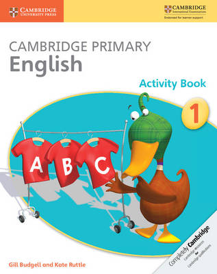 Cambridge Primary English: Cambridge Primary English Activity Book Stage 1 Activity Book (Paperback)
