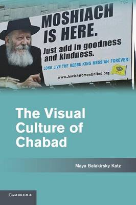 The Visual Culture of Chabad (Paperback)