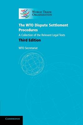 The WTO dispute settlement procedures (Paperback)