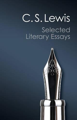 Selected Literary Essays - Canto Classics (Paperback)