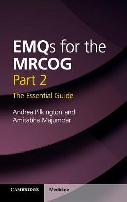 EMQs for the MRCOG Part 2: The Essential Guide (Paperback)