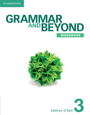 Grammar and Beyond Level 3 Online Workbook (Standalone for Students) via Activation Code Card - Grammar and Beyond