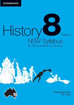 History NSW Syllabus for the Australian Curriculum Year 8 Stage 4 Bundle 6 Textbook, Interactive Textbook and Workbook