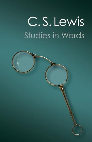 Studies in Words (Paperback)