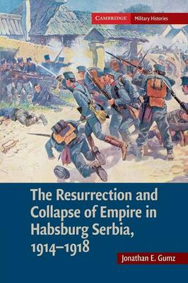 The Cambridge Military Histories The Resurrection and Collapse of Empire in Habsburg Serbia, 1914-1918: Volume 1 (Paperback)