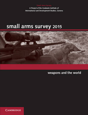 Small Arms Survey: Small Arms Survey 2015: Weapons and the World (Paperback)