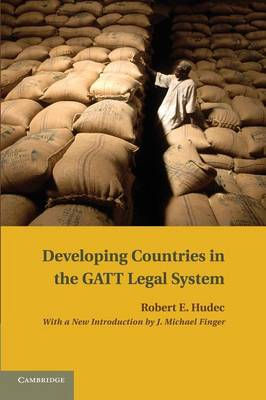 Developing Countries in the GATT Legal System (Paperback)