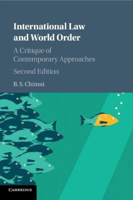 International Law and World Order: A Critique of Contemporary Approaches (Paperback)