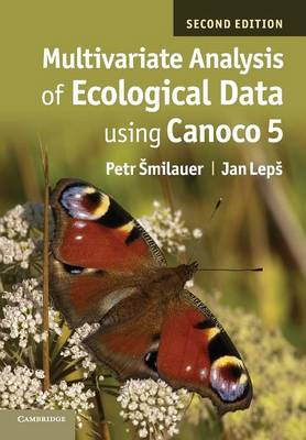 Multivariate Analysis of Ecological Data using CANOCO 5 (Paperback)