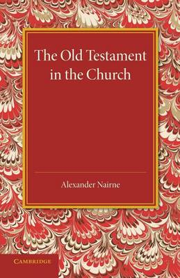 The Old Testament in the Church (Paperback)