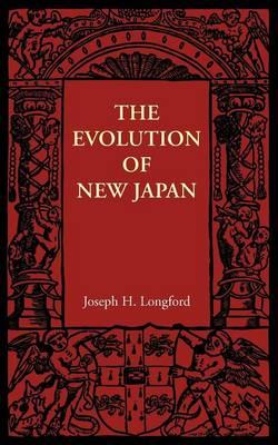The Evolution of New Japan (Paperback)