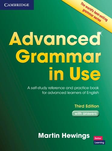 Advanced Grammar in Use with Answers: A Self-Study Reference and Practice Book for Advanced Learners of English (Paperback)