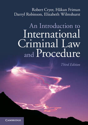 An Introduction to International Criminal Law and Procedure (Paperback)